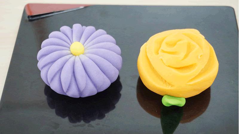 欣賞甜點師傅製作甜點的手藝