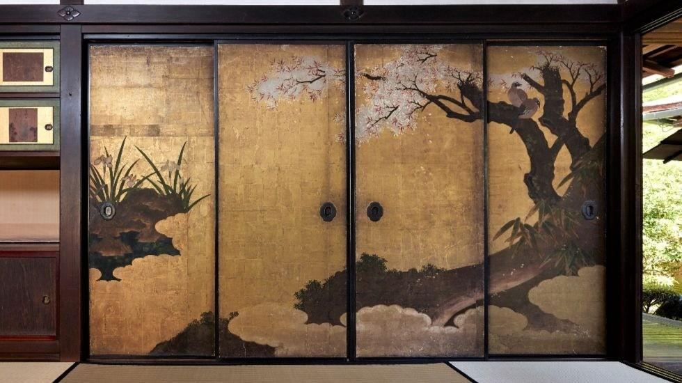 Study room Tsusenin (tea room Teigyokuken)