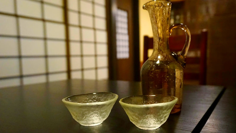 All kinds of sake