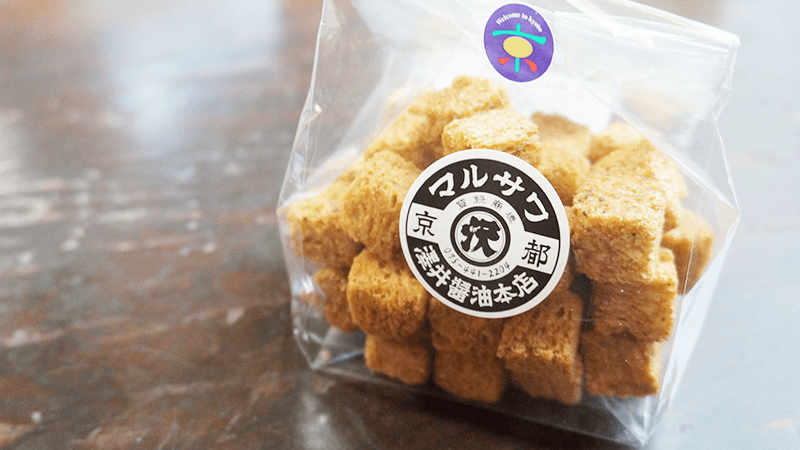 Soy sauce Rusk