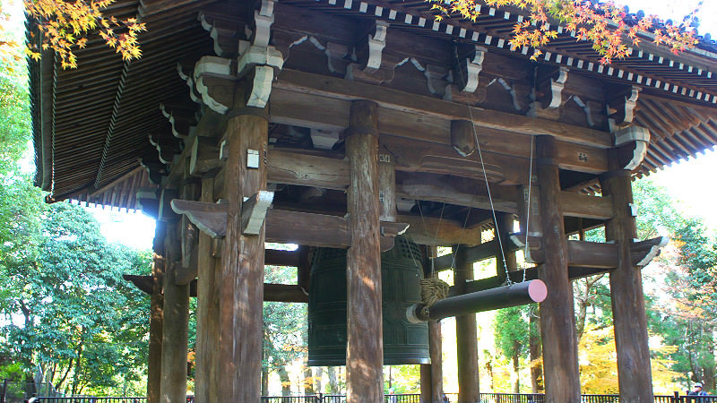Daisho-ro, Great Bell Tower