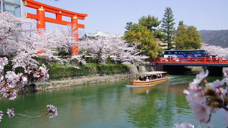 Jikkokubune boat ride