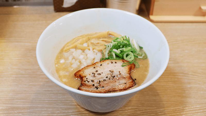 Tori tonkotsu ramen (soy sauce flavor / large)