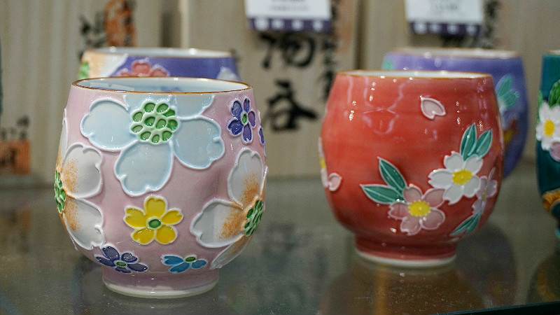 用一真技藝打造的陶器