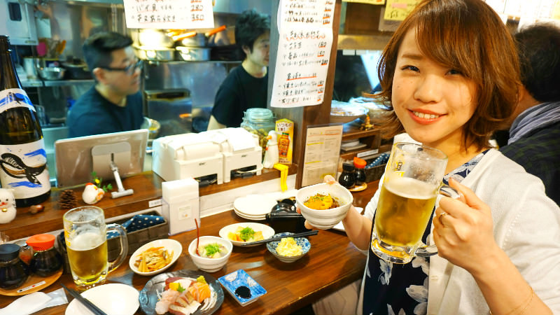 Top 4 tachinomi bars to get intoxicated in Kyoto!