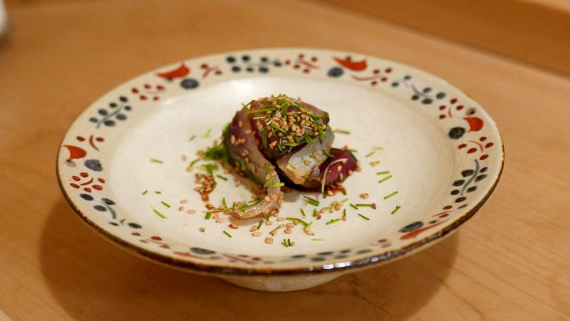 """""""Tsumami"""" Dishes before the Nigiri"""