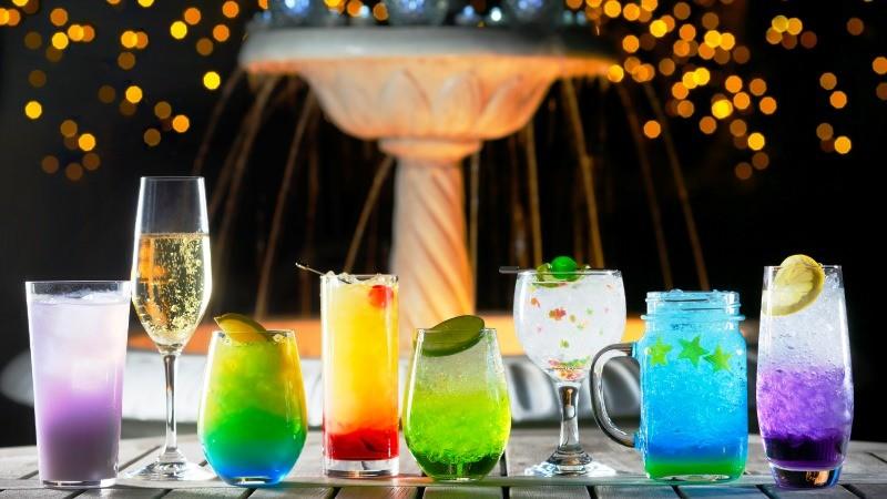 Planet cocktails
