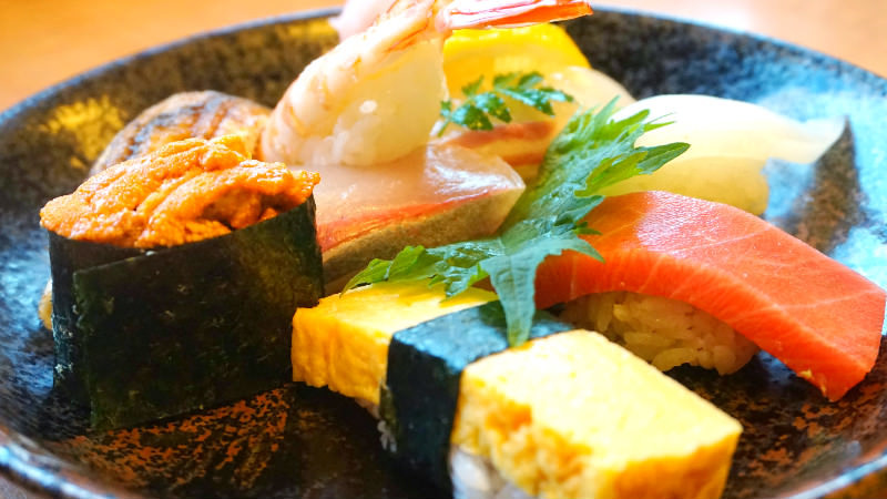 Assorted Sushi selection(Luxury)
