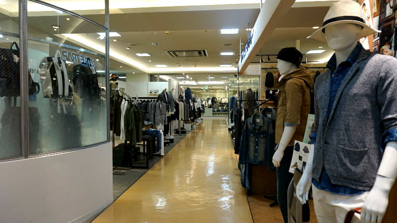 Men's Fashion Floor
