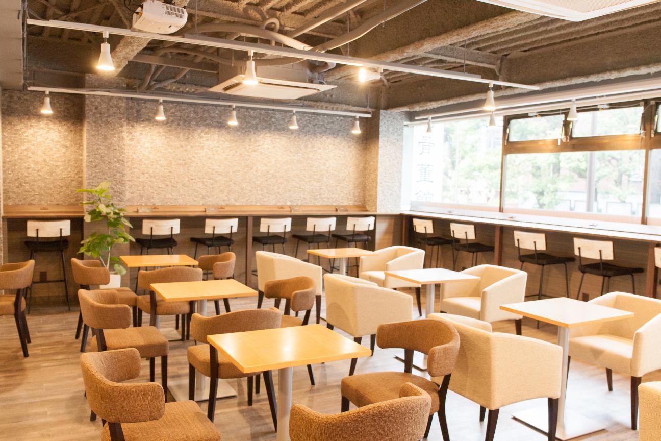 「知るカフェ」東京大学前店が本日オープン!!!