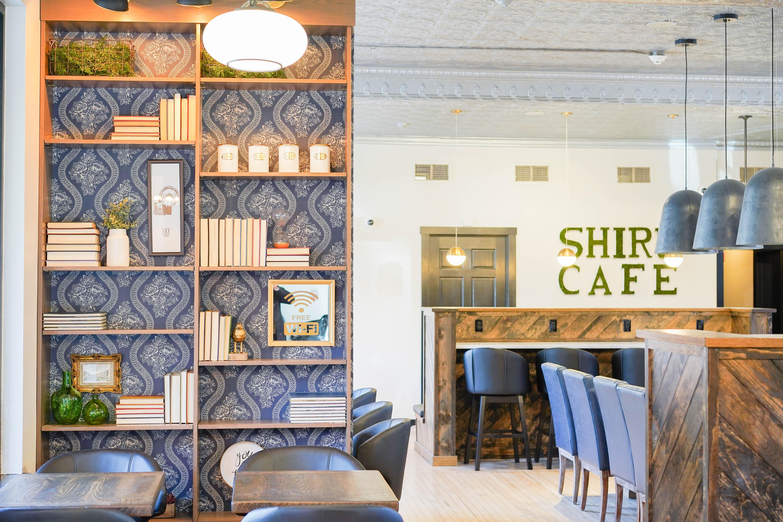 アメリカ最高峰のリベラルアーツ、アマーストカレッジに SHIRU CAFEアメリカ2号店がオープン
