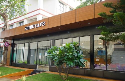 SHIRU CAFE インド6号店・7号店がオープン