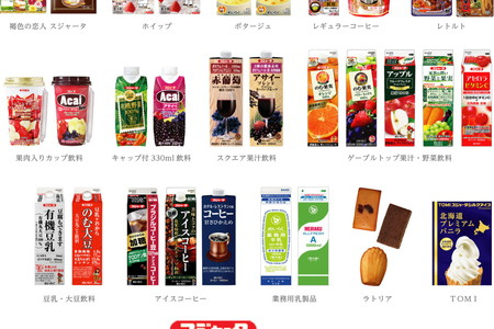 名古屋製酪株式会社(スジャータめいらくグループ)