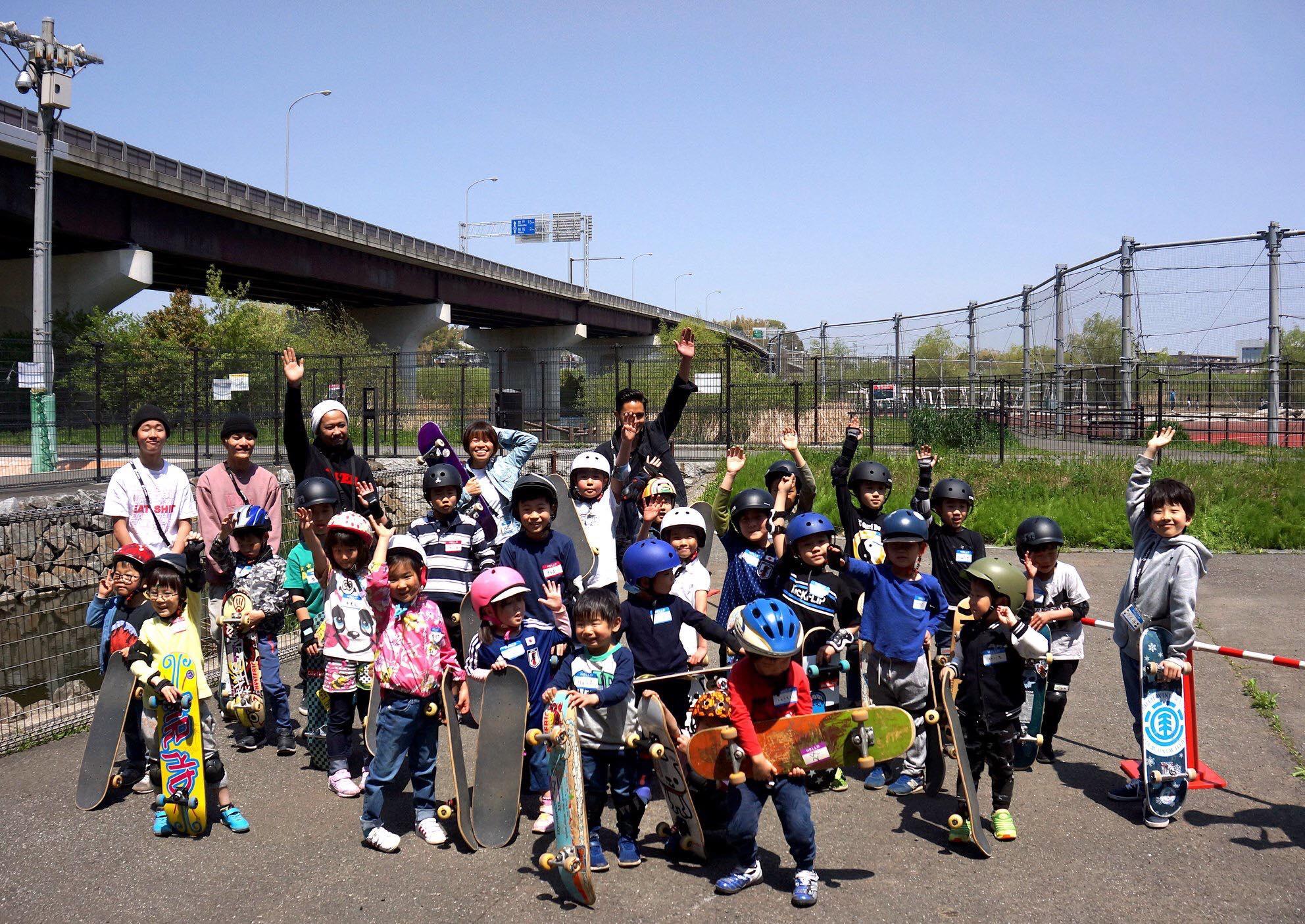 新横浜公園スケートボードスクールの写真6