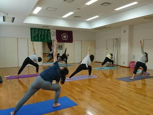 体質改善Relax Yoga教室の画像