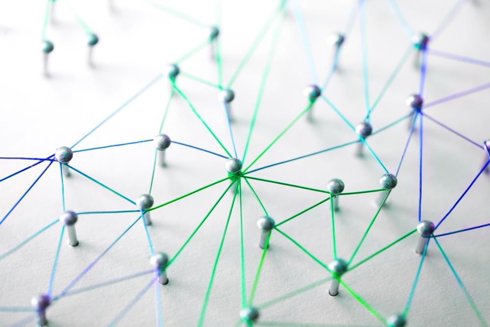 通信ネットワークのイメージ画像