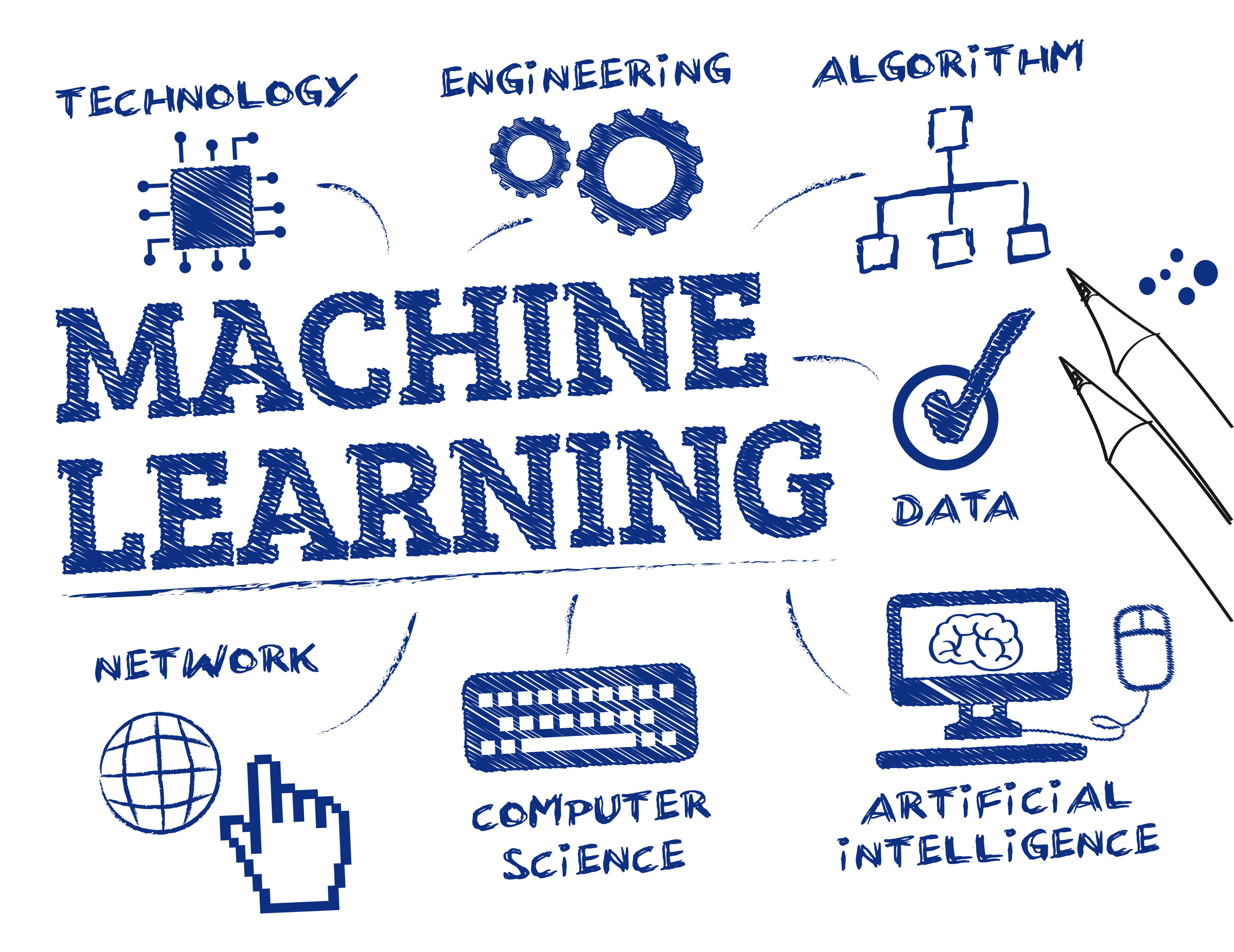 機械学習のイメージ画像