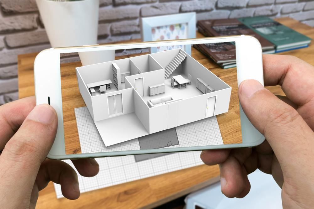 ビジョンベース型ARのイメージ画像