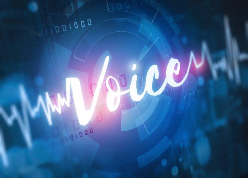 音声入力のイメージ画像
