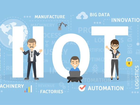 IIoTのイメージロゴ
