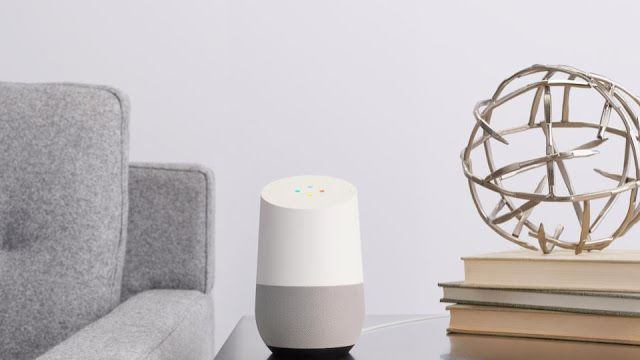 Google Homeの製品画像