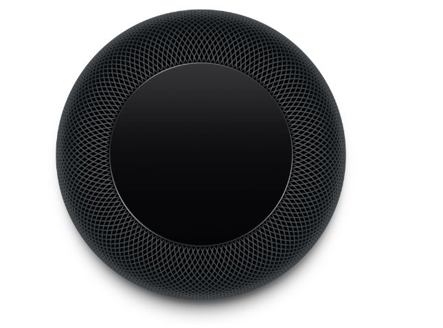 Apple HomePodの製品画像