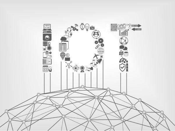IoTのイメージロゴ