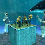 ソフトバンクと須磨海浜水族園がコラボ。体験型コンテンツと全天球映像コンテンツを提供
