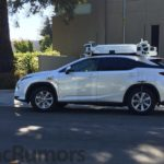 Appleの自律走行システム搭載SUVが公道で撮影される