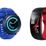 Samsung、新ウェアラブルのGear Fit 2 ProとGear Sportを発表