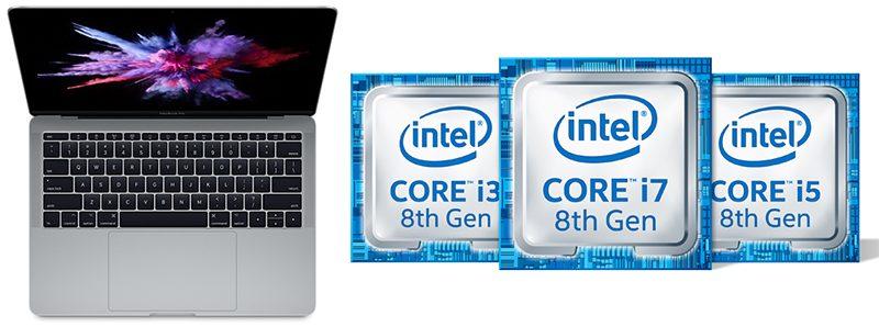 インテル、クアッドコア第8世代...
