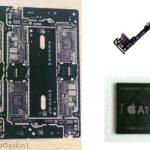 iPhone7sのA11チップと基盤の写真が流出