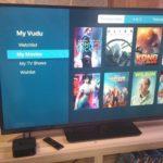 "Apple TVで""Vudu""動画が閲覧可能に。ブルーレイディスク・DVDの視聴がオンラインで。"