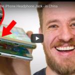 iPhone 7に自力で3.5mmイヤホンジャックを復活させる強者現る