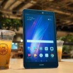 LINEモバイル、8インチタブレット「HUAWEI MediaPad T3」の取扱を開始。販売価格は19,980円