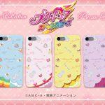 ふたりはプリキュア、キラキラ☆プリキュアアラモード コスチュームiPhoneケース登場