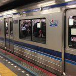 京成線押上駅での停電の瞬間を捉えた動画