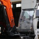 日立建機、パトレイバーに出てきそうなマシンを開発