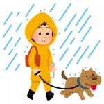 5月3日は強風雨。スパコミ0503参加民、必須アイテム一覧