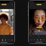 アップル、iPhone XSで画像を撮影しながら深度コントロールのサポートを追加