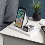 Belkin、iPhone + Apple用クールなデザインのワイヤレス充電ドックを発表