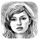 【カメラアプリ】ペンシルスケッチ - 写真編集者- 写真を素敵な絵画に加工できる
