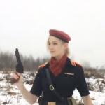 女性版メタルギアソリッドのオセロットとキャミィ。銃さばきとお顔が美しい