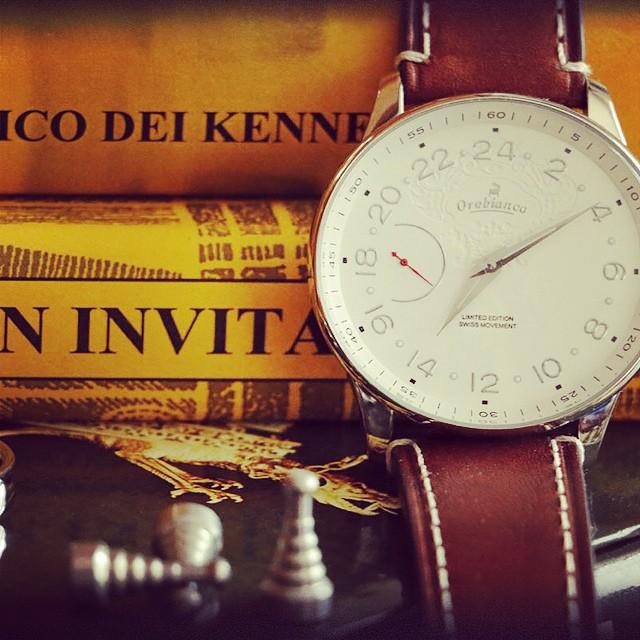 オロビアンコの腕時計