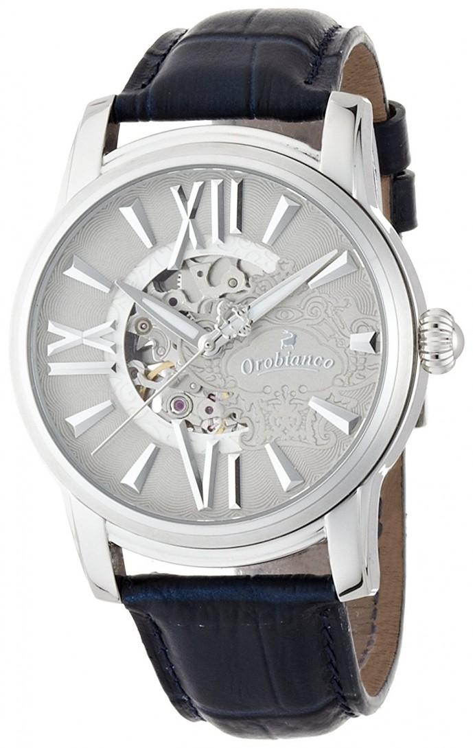オロビアンコのレザーベルト腕時計オクラシカ