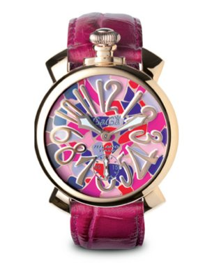 前田健太や藤ヶ谷大輔愛用のガガミラノ人気腕時計