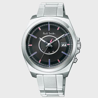 ポール・スミスの人気腕時計クローズドアイズパーソナルカレンダー