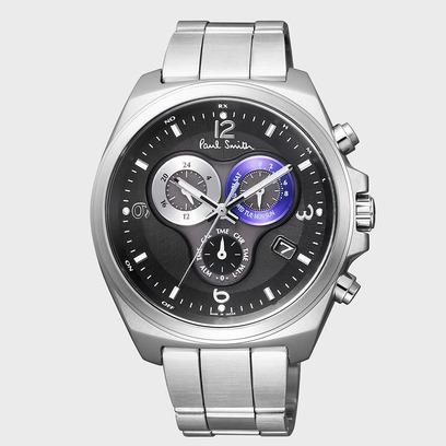 ポール・スミスの人気腕時計ファイナルアイズクロノグラフTT