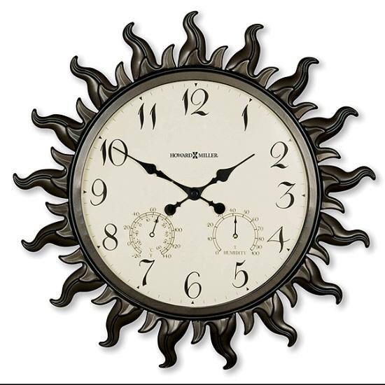 ハワードミラーの掛け時計