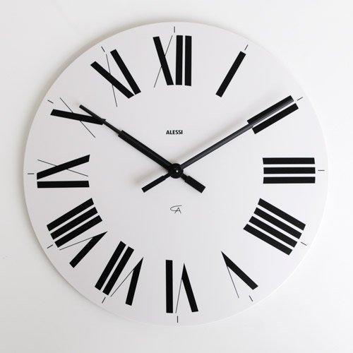 アレッシィの掛け時計